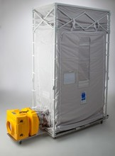 Mobile Containment Cubes